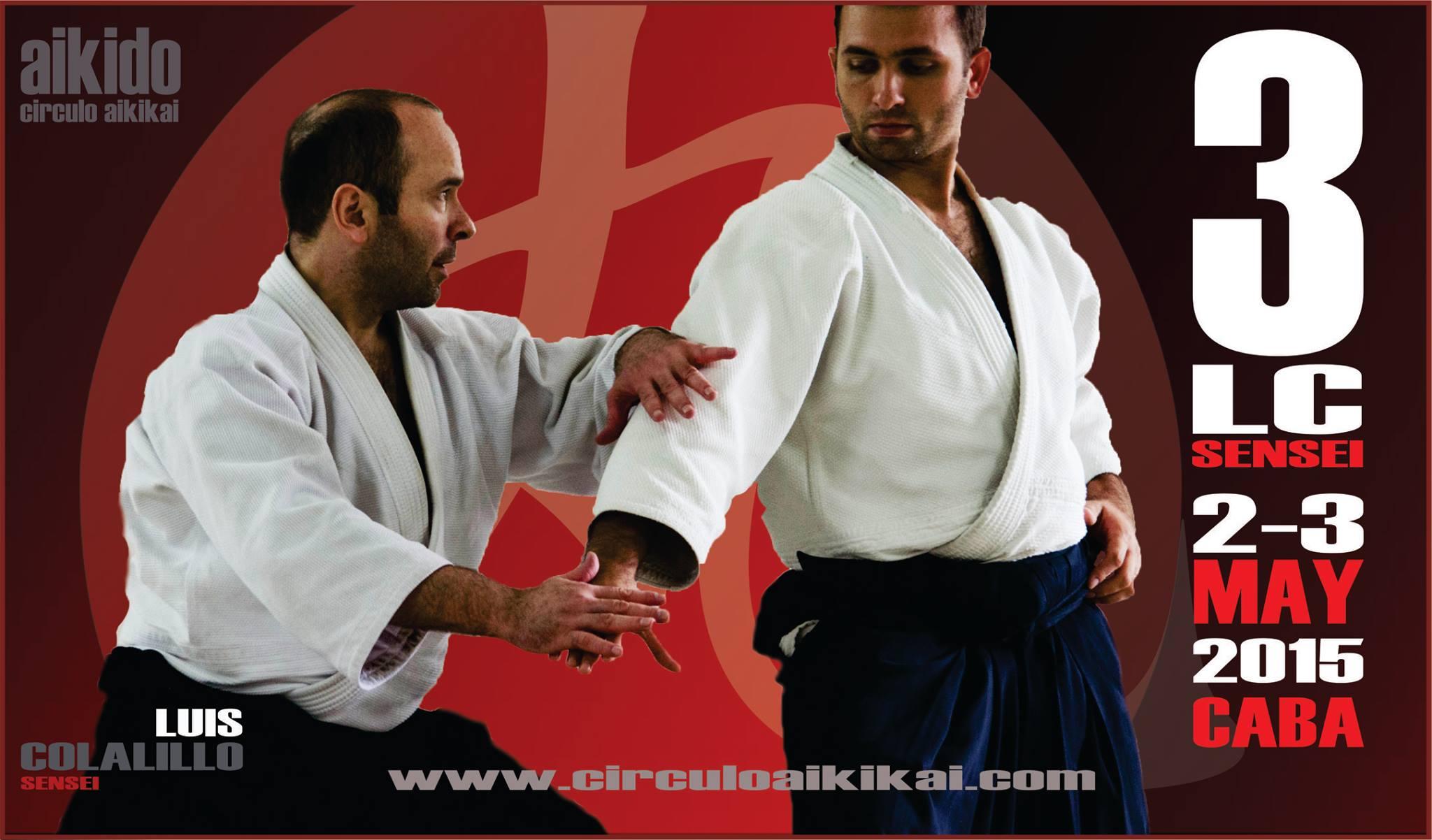 Seminario de Aikido - Luis Colalillo - Bue/Arg 3 @ Club Italiano | Buenos Aires | Ciudad Autónoma de Buenos Aires | Argentina