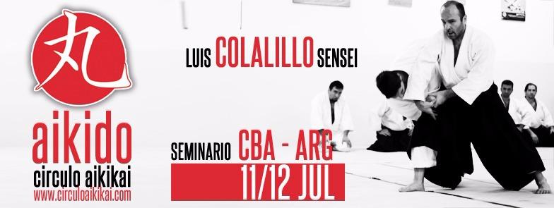 Luis Colalillo Cordoba 2015